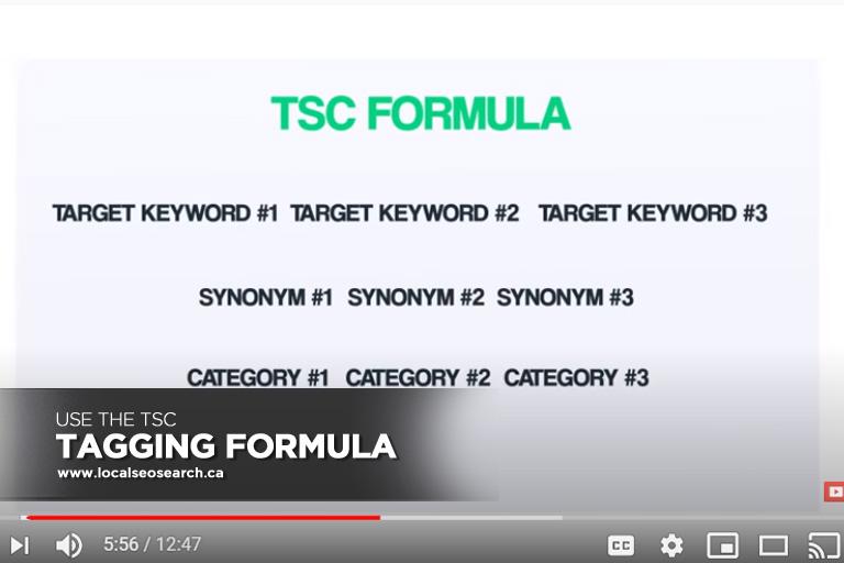 Use-the-TSC-Tagging-Formula