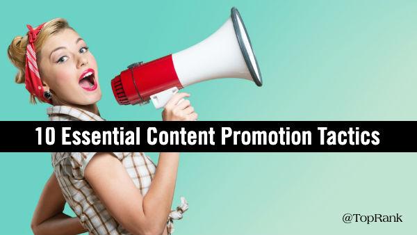 content promotion tactics