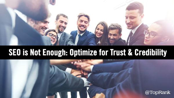 Optimize Trust Credibility