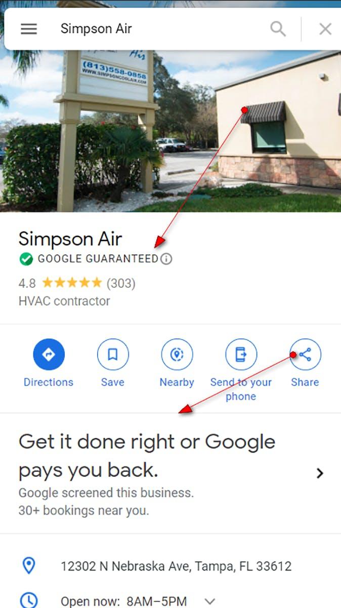 Google-Guaranteed