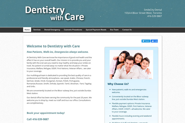 Dentistry-with-Care-Toronto