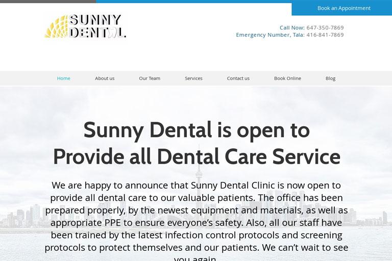 Sunny-Dental-Clinic
