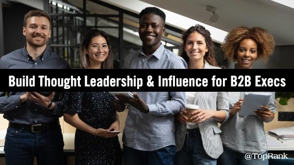 B2B thought leadership