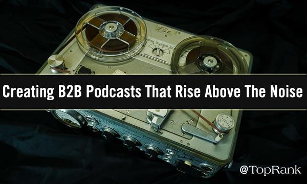 B2B Podcasts Recorder Image